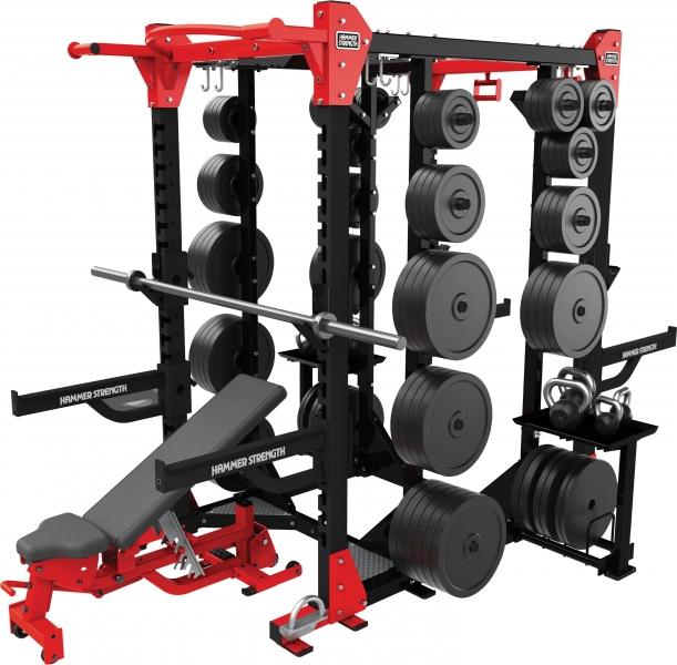 HD Elite | Hammer Strength | Advantage Fitness, Ontario