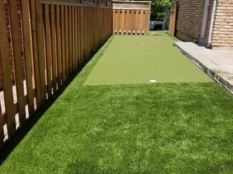 Backyard Putting Green Supplies - House of Things Wallpaper